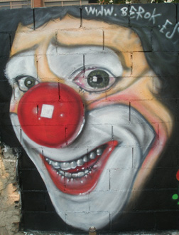 graffiti-payaso