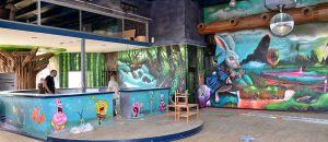 Decoracion-mural-parque-infantil-Imagine-World-de-Sant-Quirze-del-Valles
