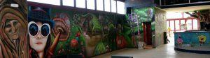 decoracion-mural-willy-wonka-en-parque-infantil-Imagine-World-de-Sant-Quirze-del-Valles