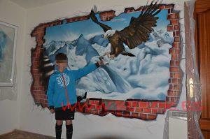 graffiti-3d-aguila-nieve