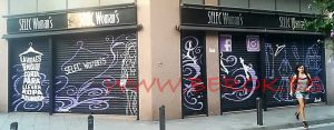 graffiti persianas select womans cornella llobregat