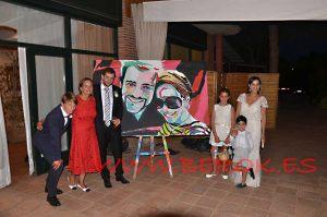 cuadro-graffiti-evento-boda-retrato-novios