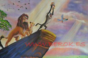 graffiti-rey-leon-simba