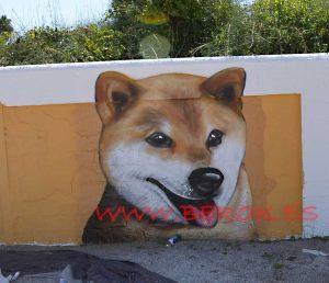 graffiti-perro-cubelles