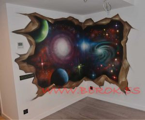 graffiti-universo-pared-rota