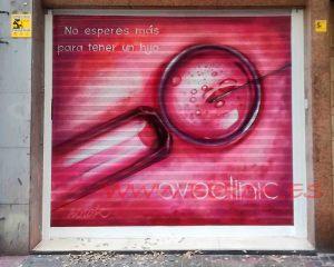 graffiti ovoclinic persiana