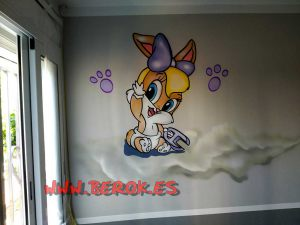 graffiti-Looney-Tunes-bunny