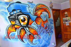 graffiti-habitacion-para-niña