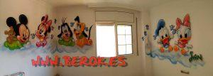 murales-infantiles-mickey-personajes-disney