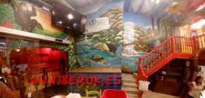 graffiti-selva-cascadas