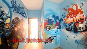 graffitis-hotwheels-habitacion