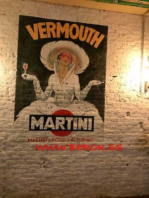 graffiti vermouth martini