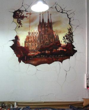 sagrada-familia-mural