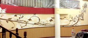 mural-floral-bar
