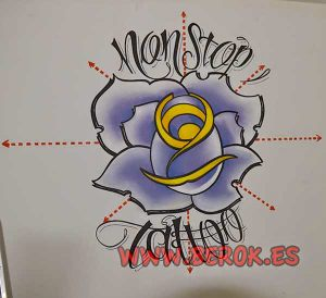 Mural-Non-Stop-Tattoo-Sant-Adrian-del-Besos