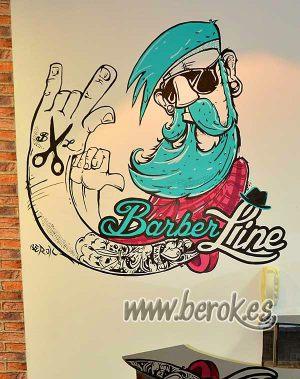 ilustracion-mural-barberia