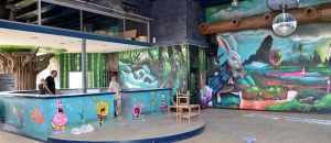 decoracion-mural-infantil-vegetacion