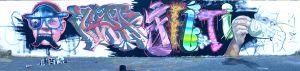 graffiti Tenerife Eloy Artejurado Berok