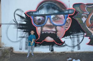 Graffitis Tenerife