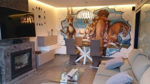 mural-comedor-Ice-Age