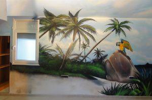 mural-habitacion-matrimonio-con-paisaje-caribe