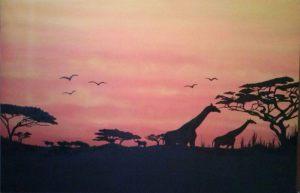 cuadro-graffiti_africa
