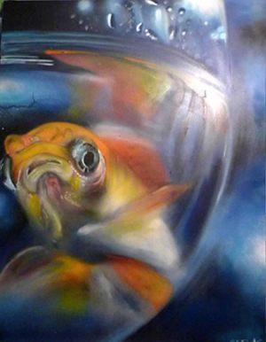 cuadros-graffiti-pez
