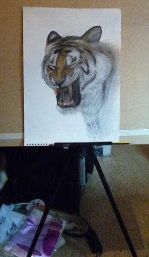 tiger-on-paper