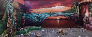 mural-selva-surrealista-discoteca