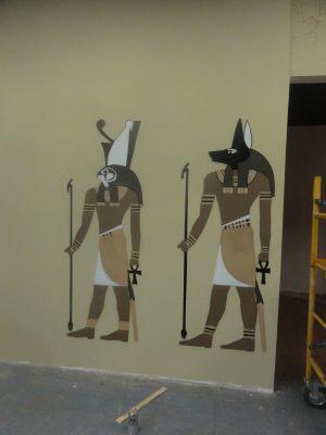 dioses-mural