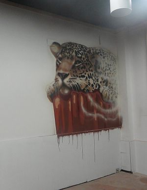 graffiti-leopardo