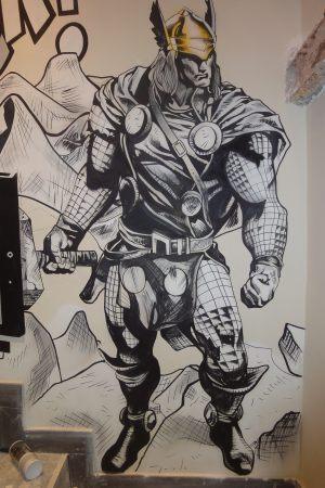 mural-thor