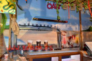 graffiti barra cervezas