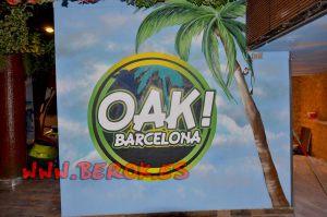 graffiti logo oak