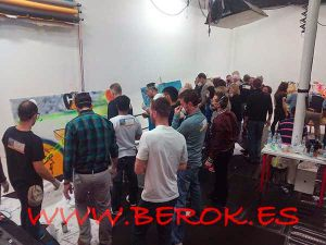 graffiti-Team-Building-Barcelona