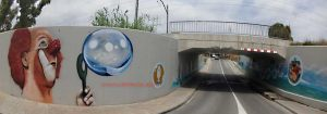 graffiti cubellas puente