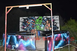 graffiti marvel feria