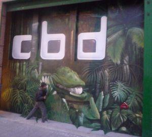 decoracion-mural-Selva
