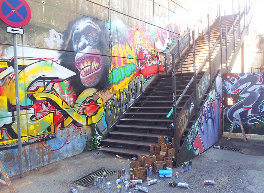 Graffiti Street Art b93d7cc2db6