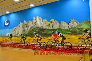 graffiti-ciclismo-gimnasio