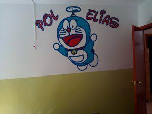 mural-infantil-pol-elias