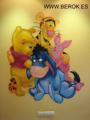 mural-infantil-winnie-the-pooh