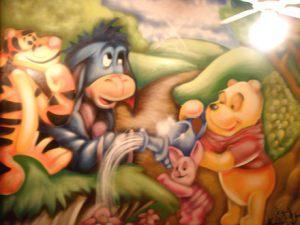 winnie-the-pooh-habitacion-infantil