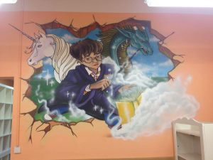 graffiti-harry-potter