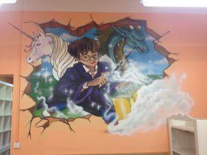 graffiti-harry-potter