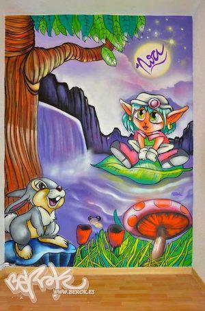 graffiti-mural-conejo-ninfa