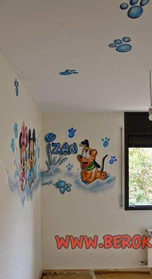 murales-infantiles-walt-disney