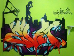 graffiti-habitacion-juvenil-Eva