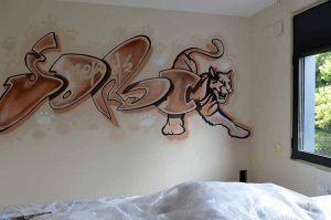graffiti-letras-habitacion-puma-juvenil