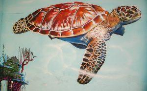 mural-tortuga-hiperrealista